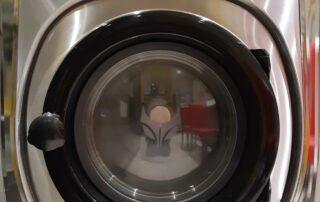 Wasmachine dierendekens en spullen