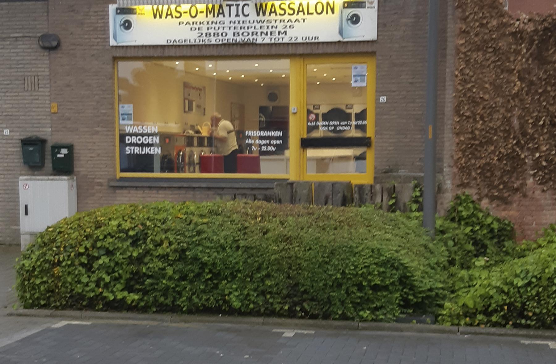 Wasomatic Bornem